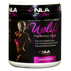 NLA Uplift Female Pre- Workout in Lemonade
