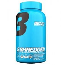 Beast 2 Shredded Fat Burner (120 Caps)