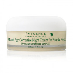 Eminence Monoi Age Corrective Night Cream Face & Neck 60ml
