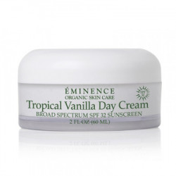 Eminence Tropical Vanilla Day Cream SPF32 125ml
