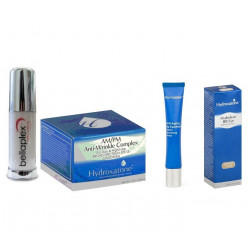 Hydroxatone AM/Pm, Lip Treatment, BB Eye & Bellaplex Set