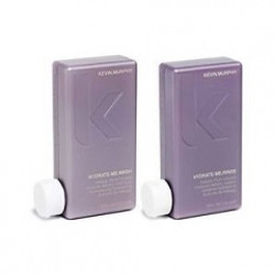 Kevin Murphy Hydrate Me Wash & Rinse Set