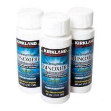 Kirkland Minoxidil 5% Topical Solution For Men