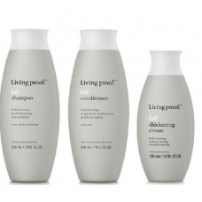 "Living Proof ""Full"" Shampoo, Conditioner & Thickening Cream"