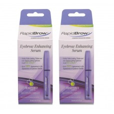 Rapid Brow Eyebrow Enhancer x 2
